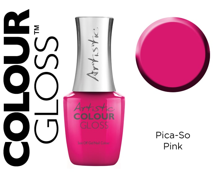Colour Gloss Pica-So Pink